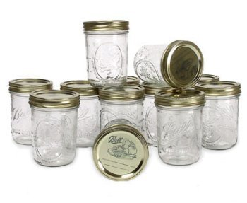 Keeping It Simple Sterilizing Canning Jars In The Oven